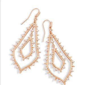 Kendra Scott Alice Statement Earrings
